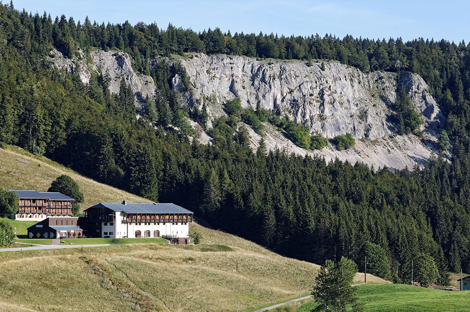 Hôtel Club Le Risoux  Station Les Rousses, Jura