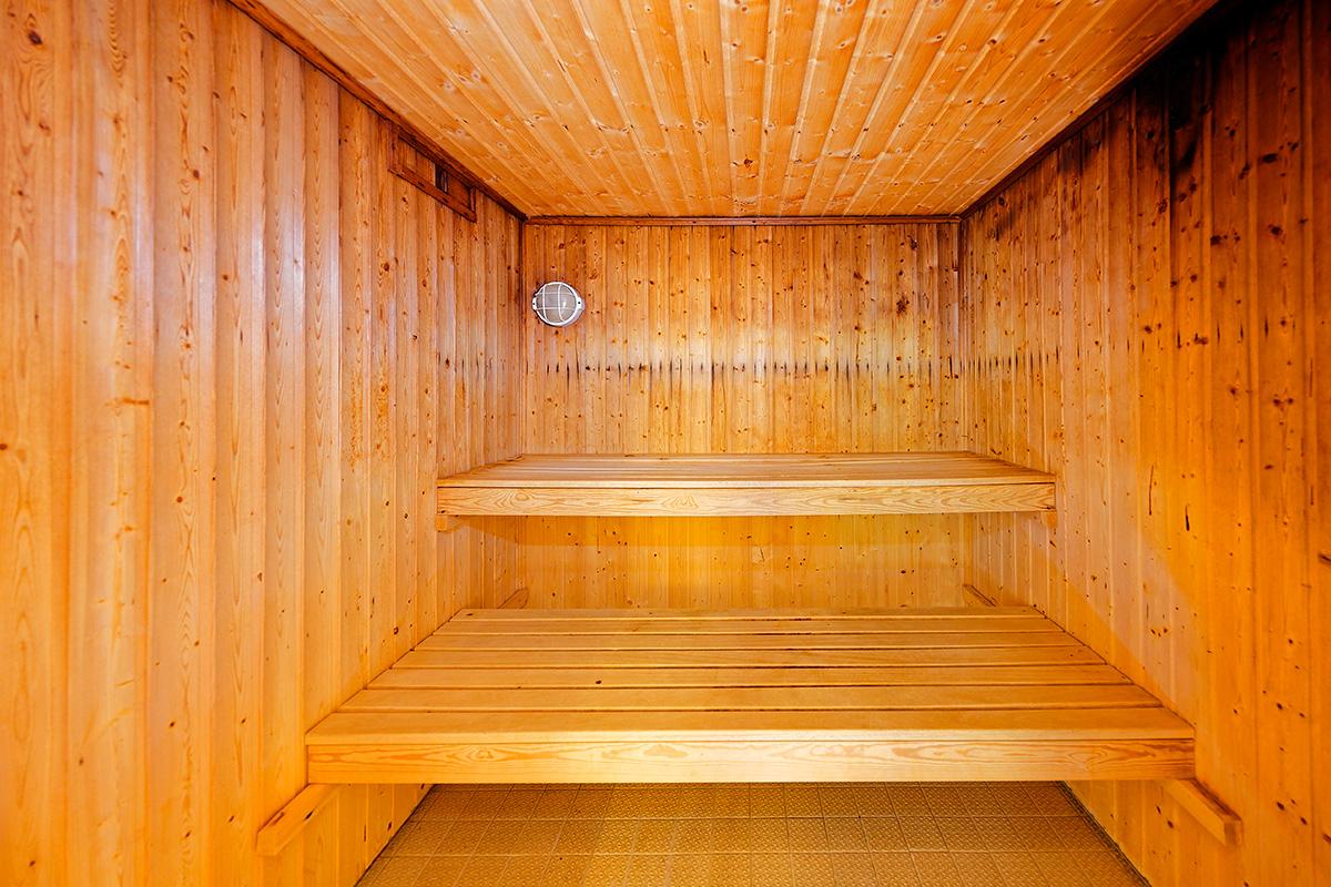 Hotel le Risoux - Sauna