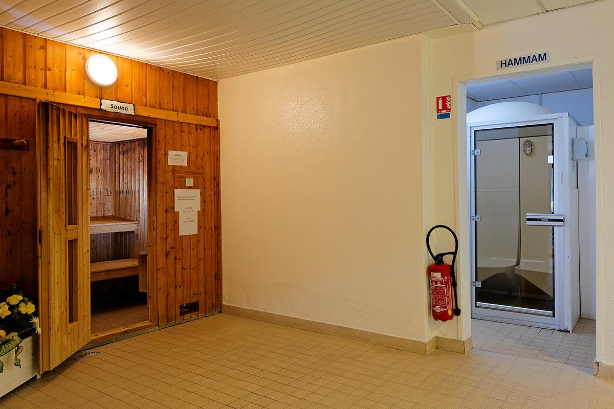 Hotel le Risoux - Sauna et Hammam